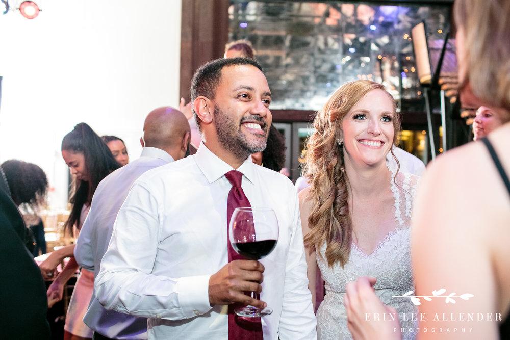 Bride-groom-reception
