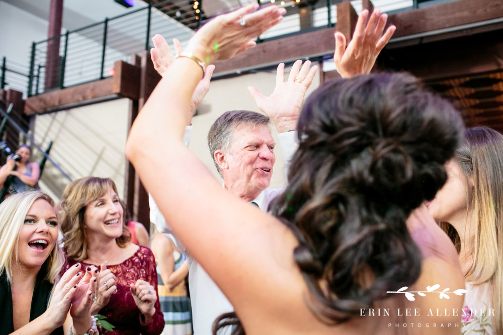 Dad-dancing