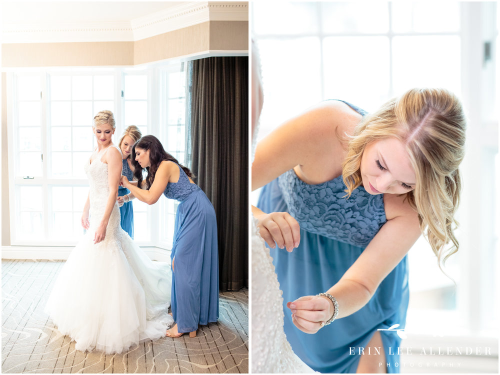 bride-getting-into-dress