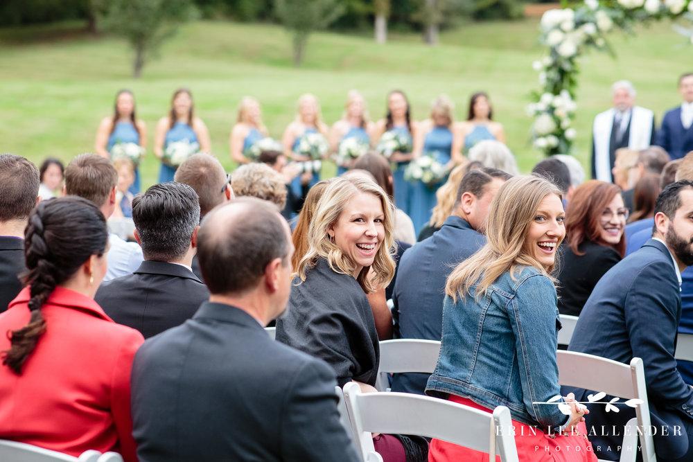 Guests-see-bride-walking-down-aisle
