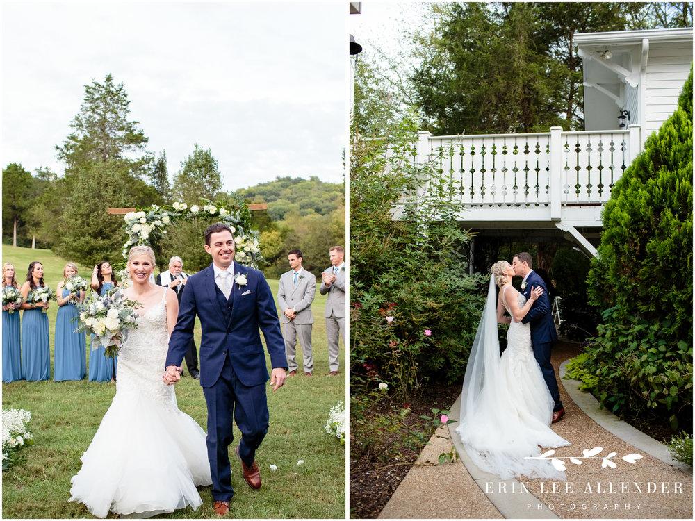 Bride-groom-celebrate