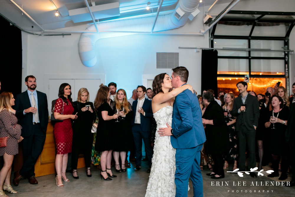bride-groom-kiss-first-dance