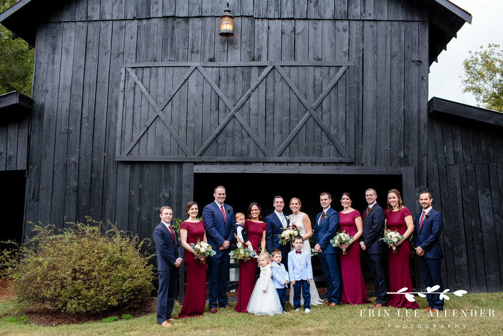 burgundy-blue-wedding