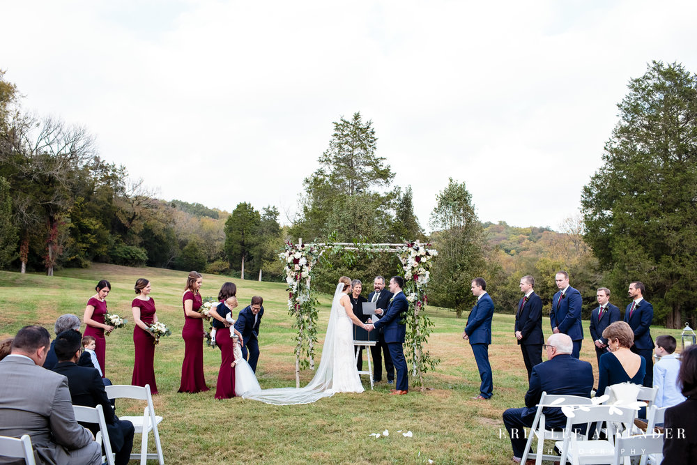 Rustic-outdoor-wedding