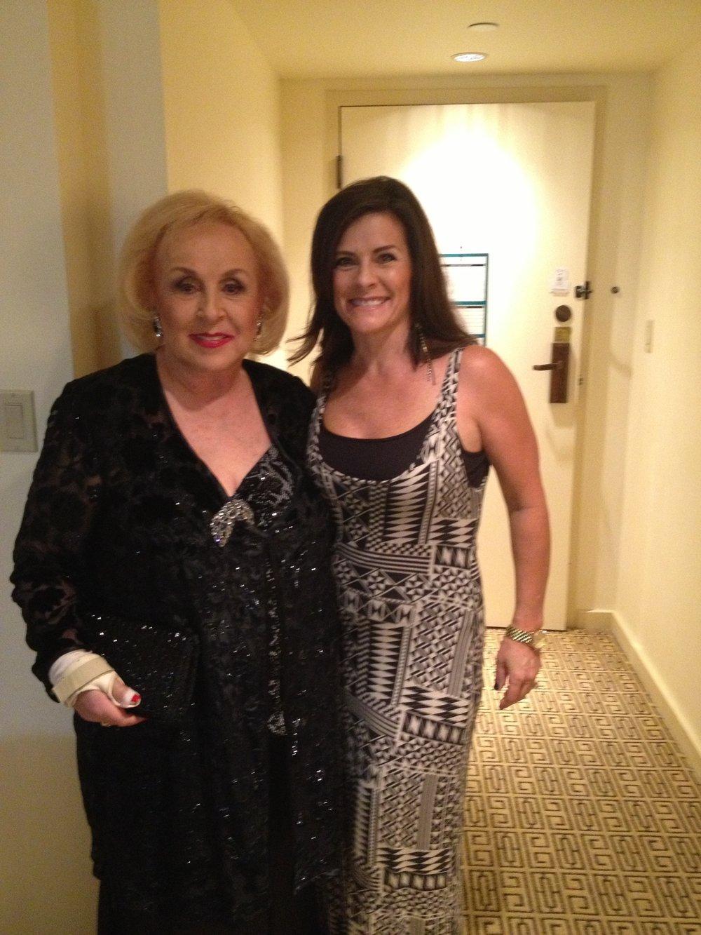 Doris Roberts & I copy.JPG