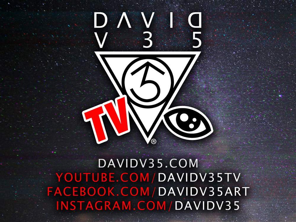 David V35 TV