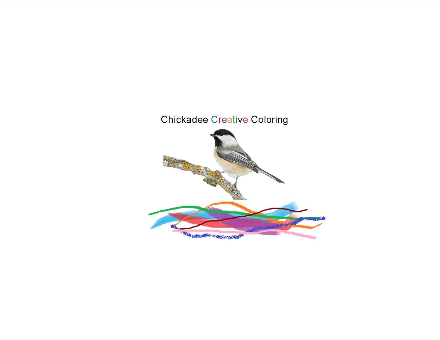chickadee creative coloring chickadee creative coloring