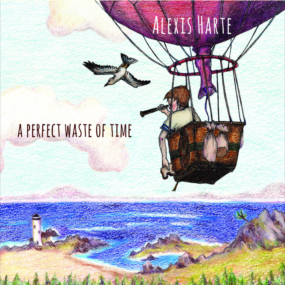 Alexis Harte - A Perfect Waste of Time - Mastered by Piper Payne (2016)