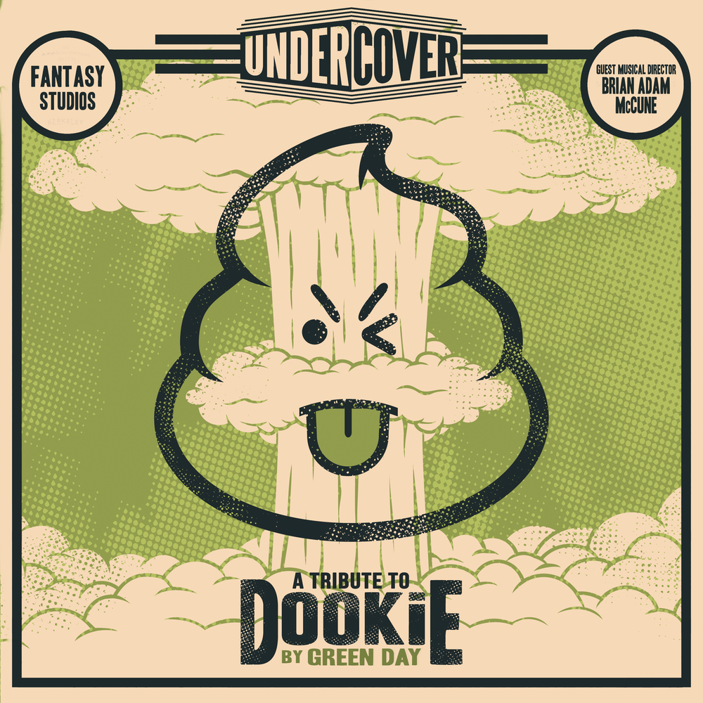 UnderCover - Dookie - Mastered by Piper Payne (2016)