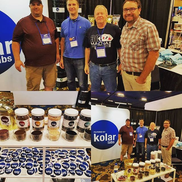 The Kolar team had a great time at MACNA. Thanks to everyone that stopped by. #kolarlabs #reef #reeftank #macna2018