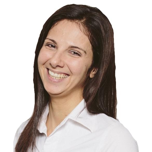Sabrina Vinale Kundenbetreuung & Administration 076 388 90 45