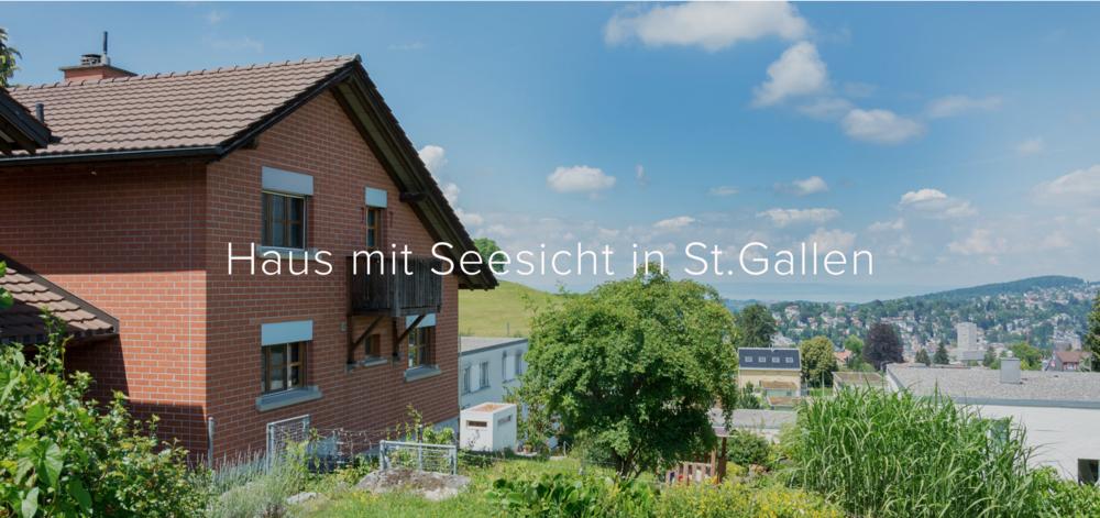 St.Gallen SG - CHF 1'650'000.-