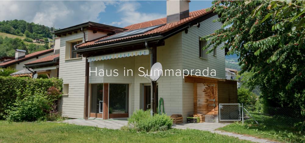 Copy of  Summaprada GR - RESERVIERT