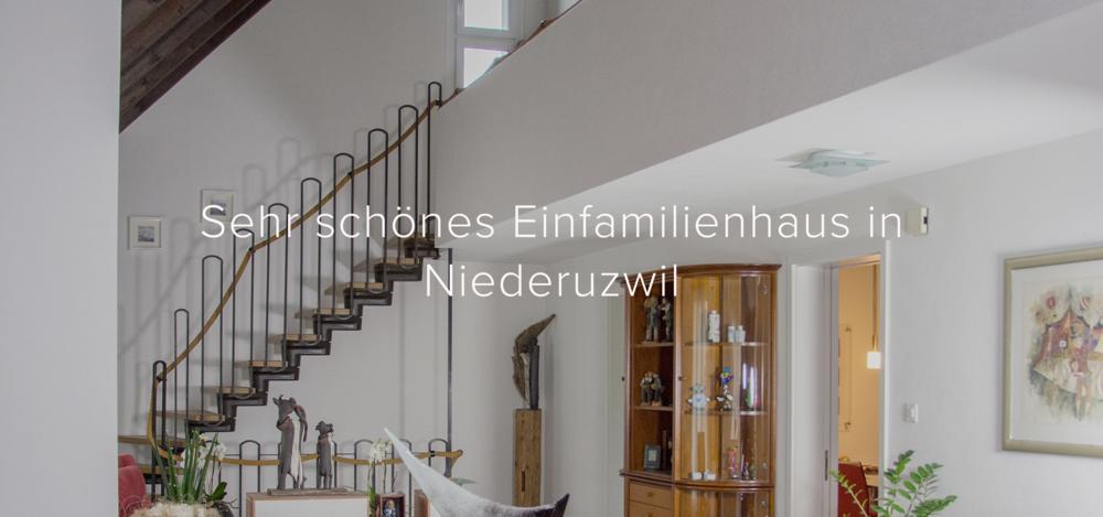 Niederuzwil SG - CHF 1'147'000.-