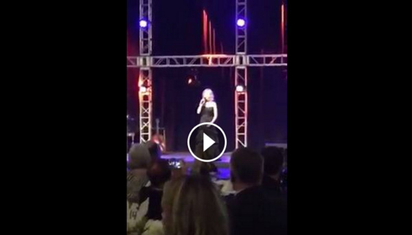 The amazingly talented Caitlin Quinn, RCS Class of 2022, performing at the 2017 RCS Gala!