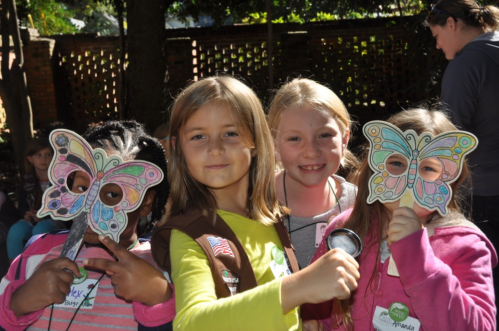Girl Scout Badge Day Fall 2015! See more