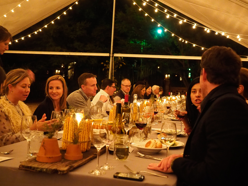 Farm to Table Dinner 2014