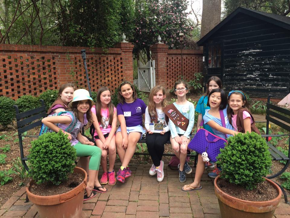 Girl Scout Badge Day Spring 2016! See more