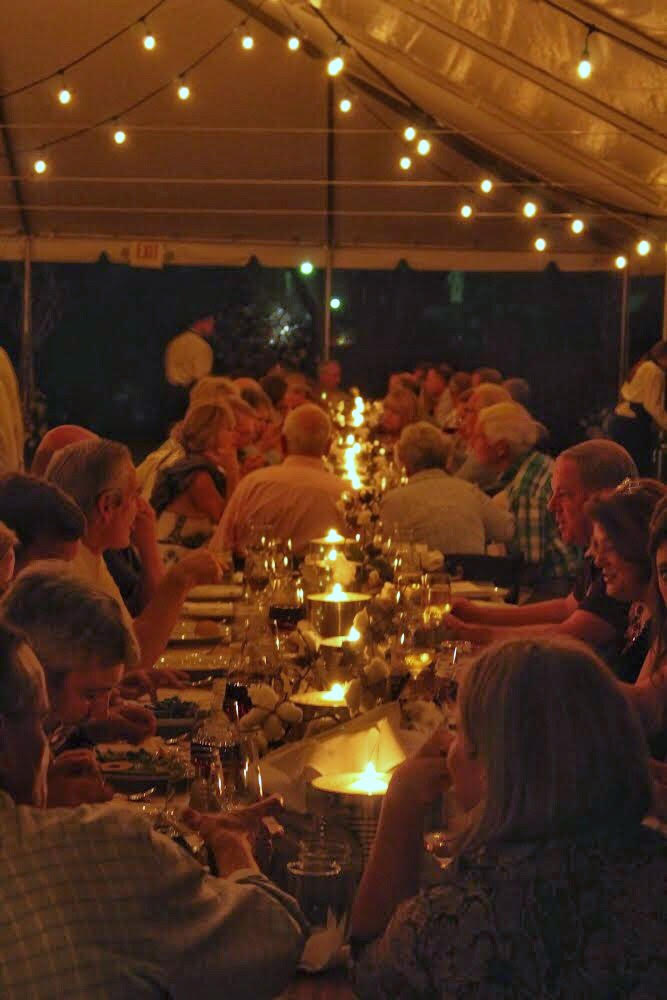 Farm to Table Dinner 2015!  See more
