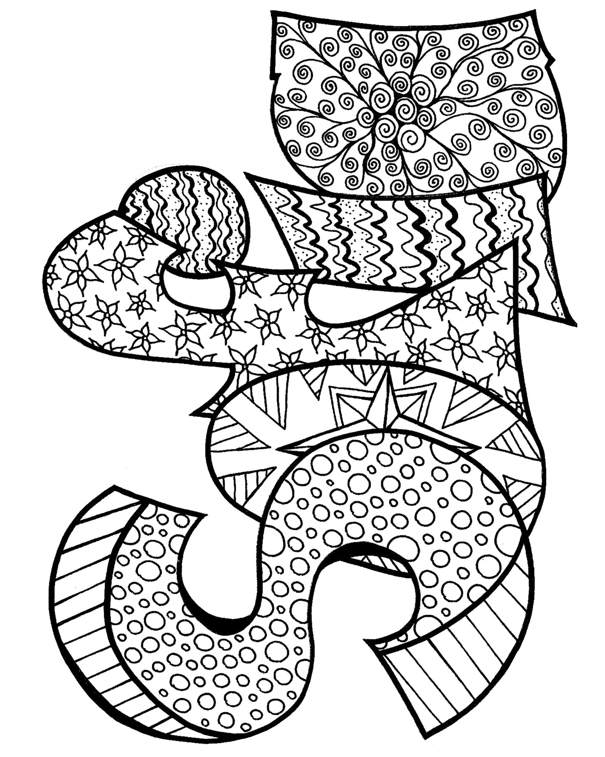 sean free printable name coloring page u2014 stevie swift