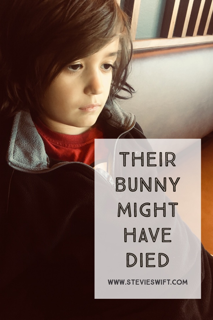 What my bunny dying taught me about giving people the benefit of the doubt.