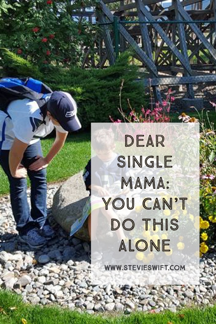 Dear Struggling Single Mama