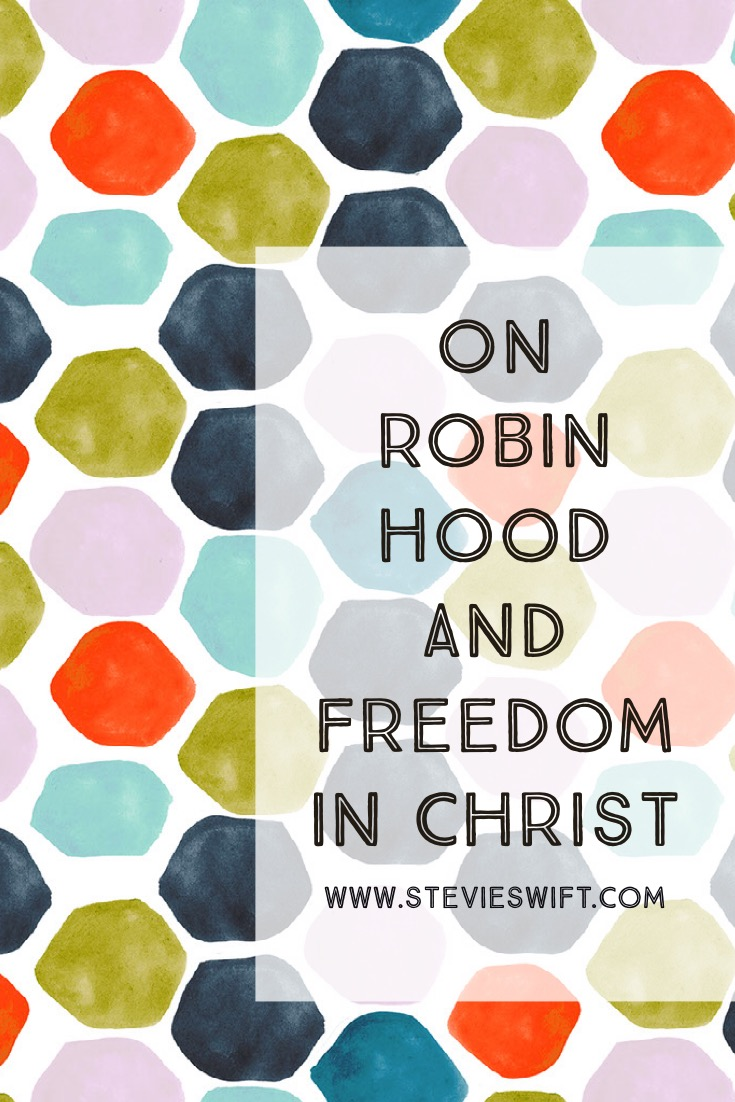 Finding Freedom in christ while still living in the world