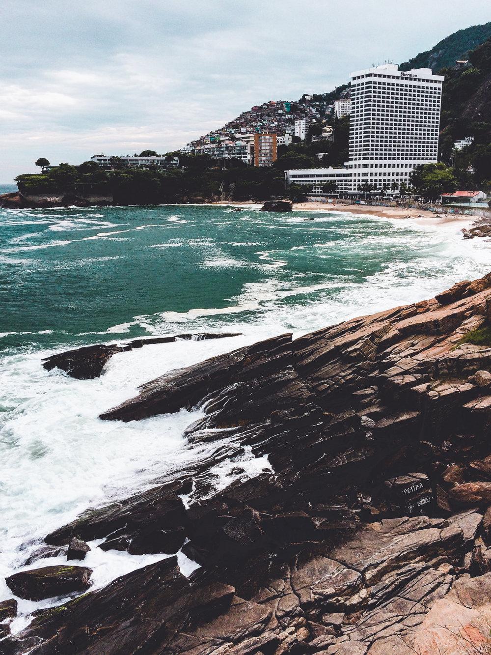 / Praia do Vidigal