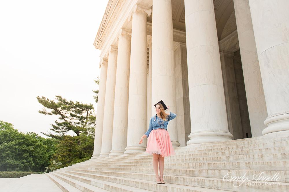 Emily-Annette-Photography-Christy-Nursing-Graduate-Marymount-University-Cap-Gown-Washington-DC-06.jpg
