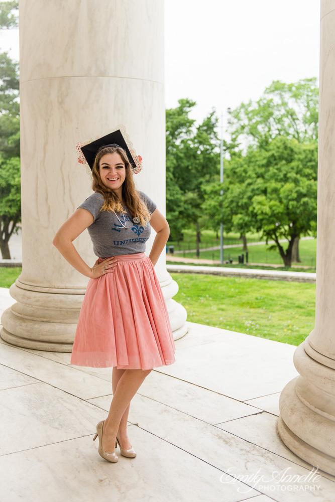 Emily-Annette-Photography-Christy-Nursing-Graduate-Marymount-University-Cap-Gown-Washington-DC-14.jpg