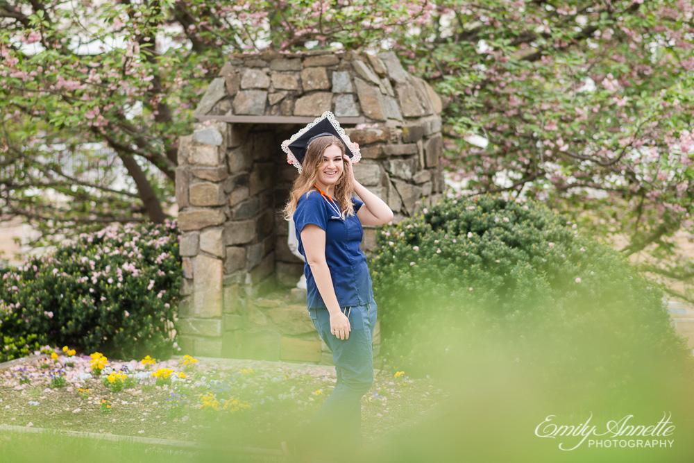 Emily-Annette-Photography-Christy-Nursing-Graduate-Marymount-University-Cap-Gown-Arlington-Virginia-07.jpg