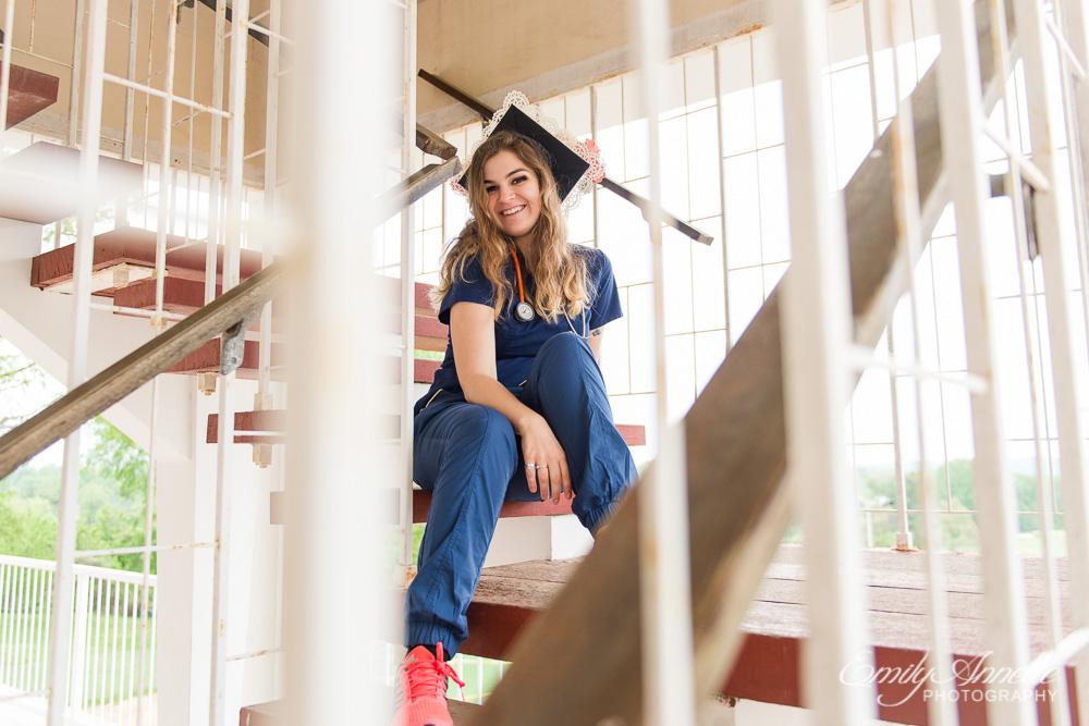Emily-Annette-Photography-Christy-Nursing-Graduate-Marymount-University-Cap-Gown-Arlington-Virginia-10.jpg