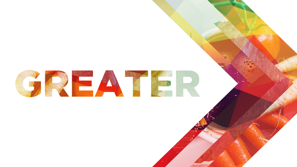 GREATER:  Sermon Series Artwork & Bumpers