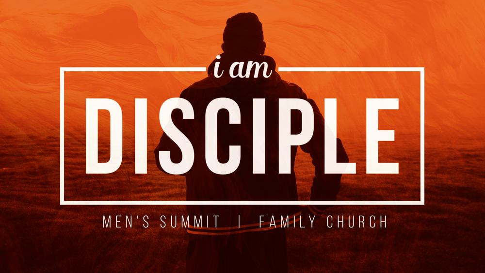 MEN'S SUMMIT: Ministry Visuals
