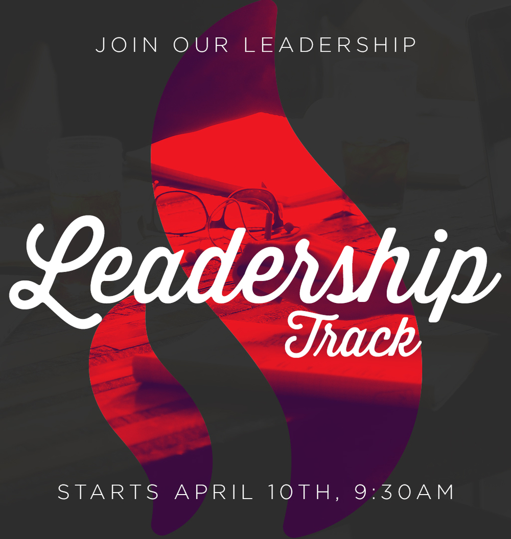 LEADERSHIP TRACK: Social Media Graphics