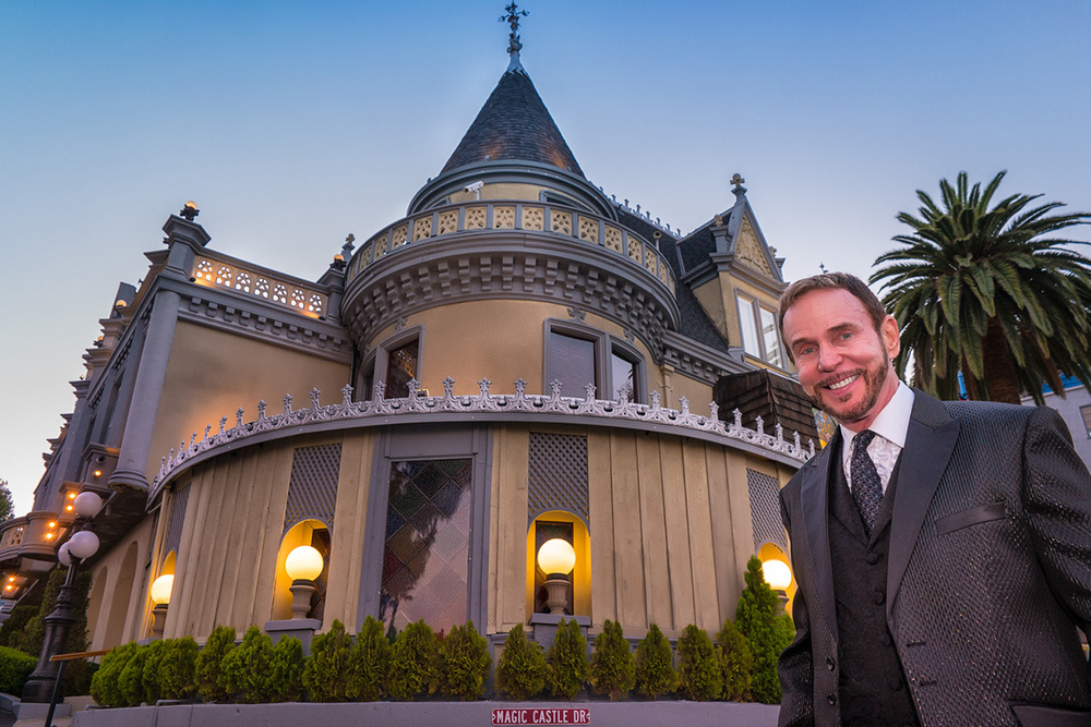 the magic castle Surely, at some point, you've wondered what's up with the magic castle, that members-only mansion up by yamashiro that has hosted basically all of the world's best.