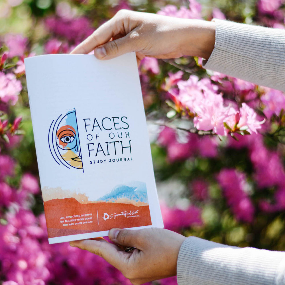 Faces of our Faith Study Journal $18-$95