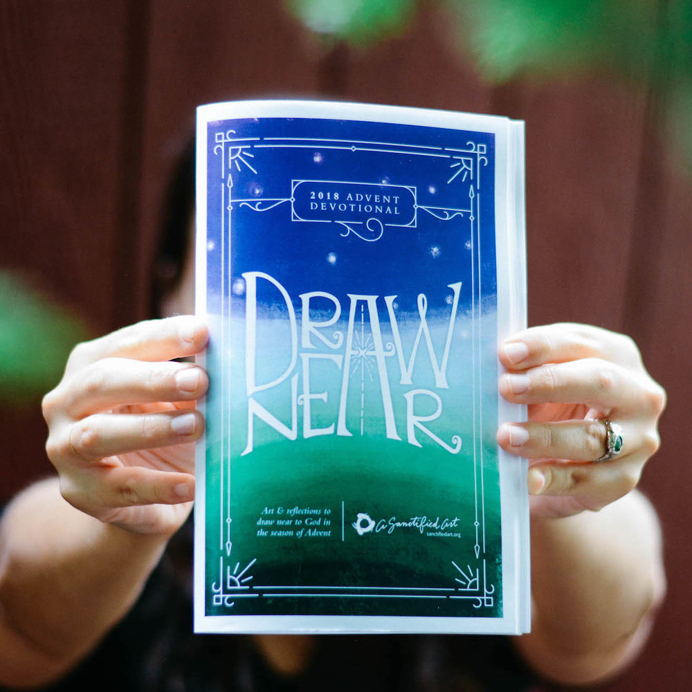 Draw Near Advent Devotional (Year C) $18-$85