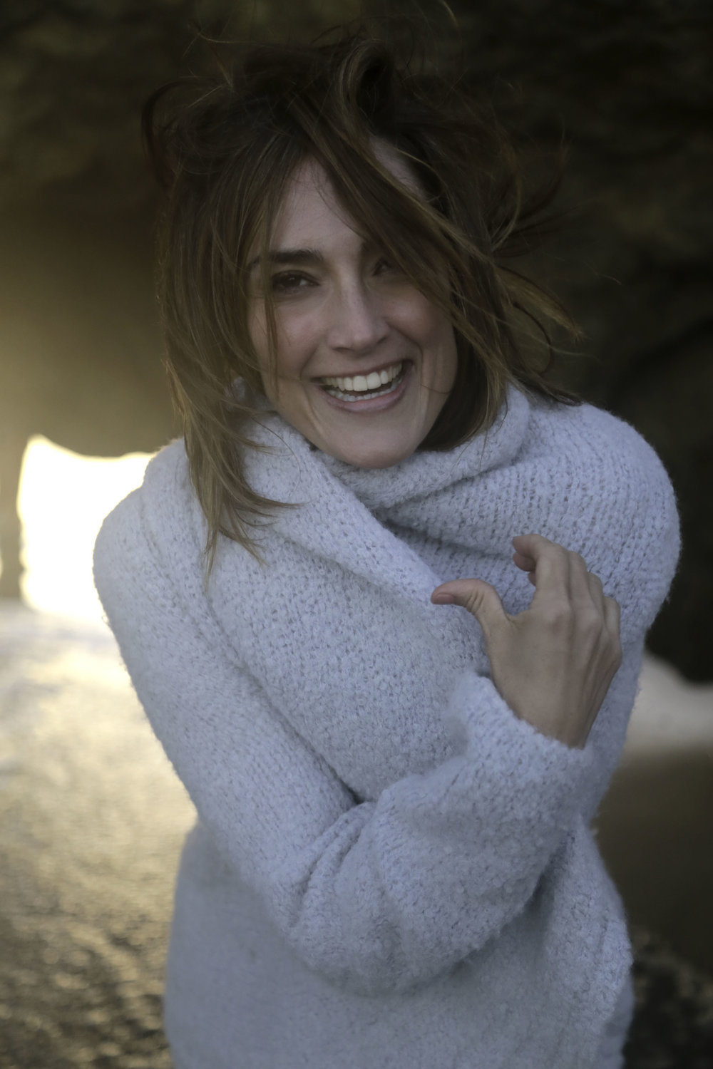 Elisabeth makes you feel really at ease when she has her lens on you. Alex Dawson, Yoga Instructor