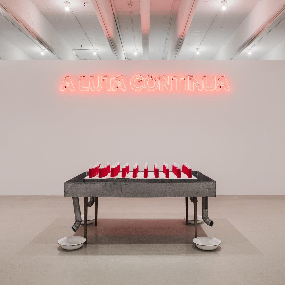 A LUTA CONTINUA    The Sylvio Perlstein Collection  Hauser & Wirth
