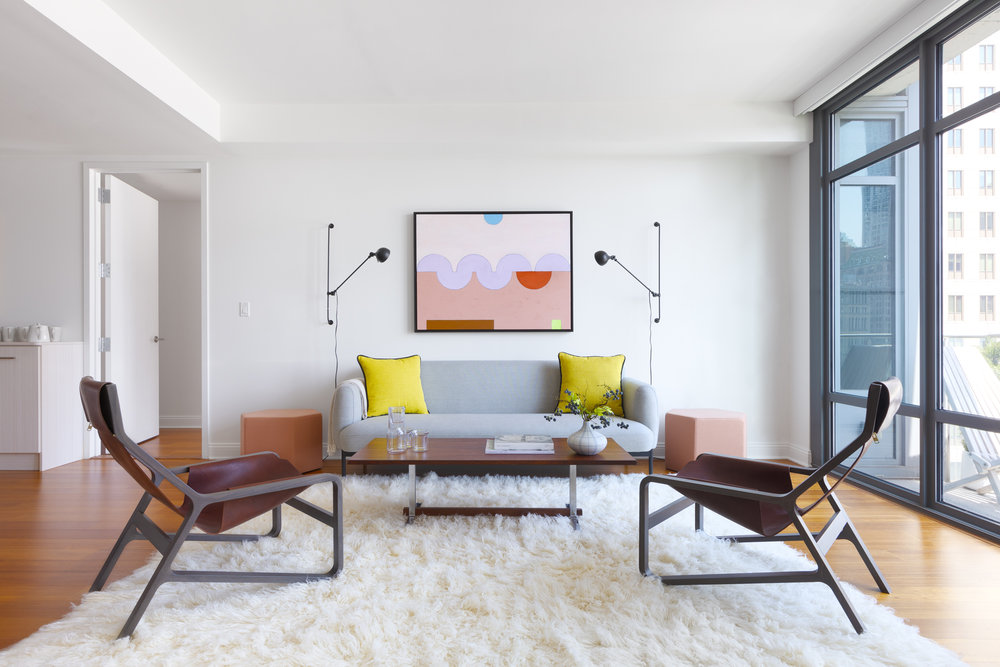 TRIBECA CONDO 57 Reade Street 15B Hovey Design