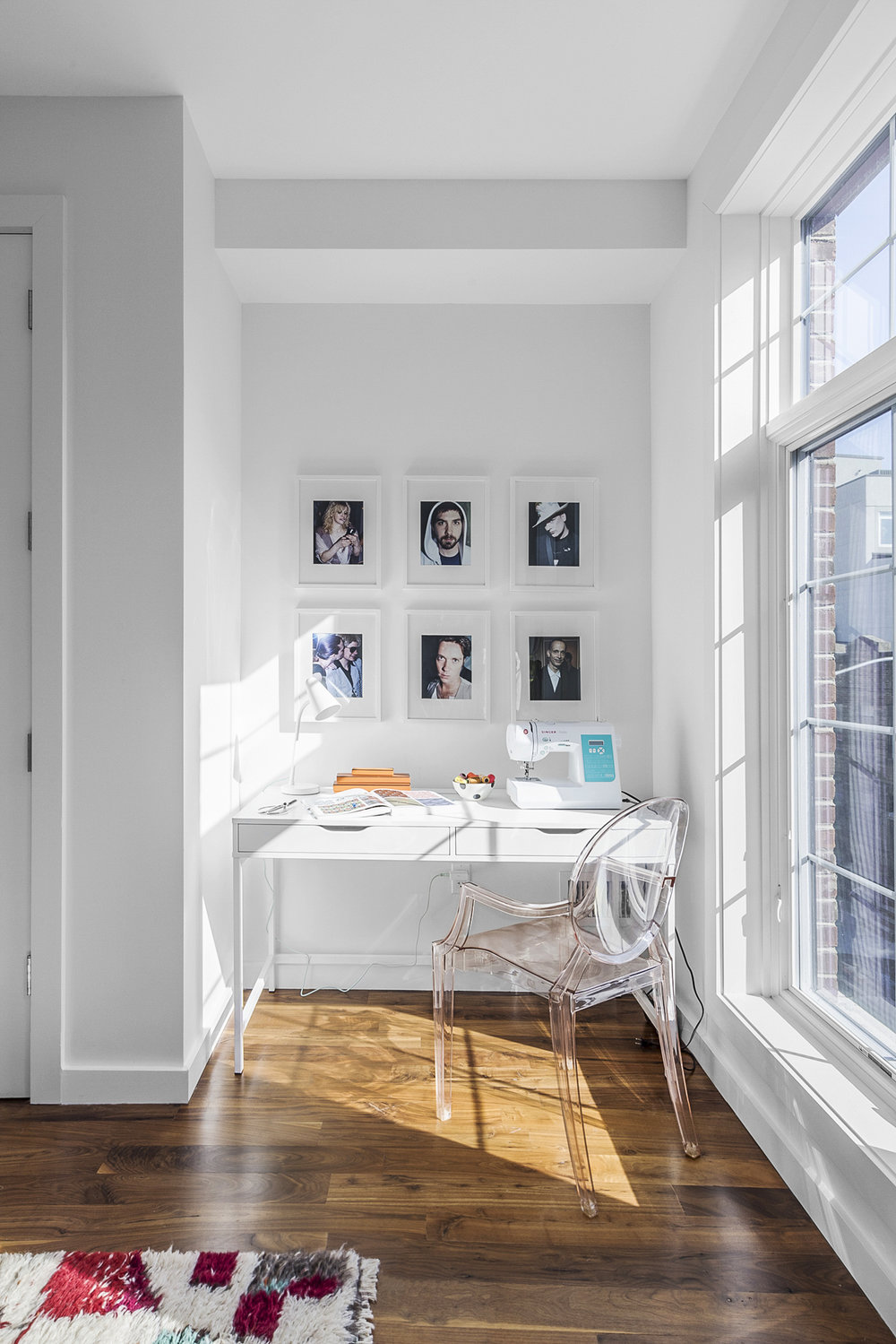 WILLIAMSBURG TOWNHOUSE 131 South 1st Street Hovey Design