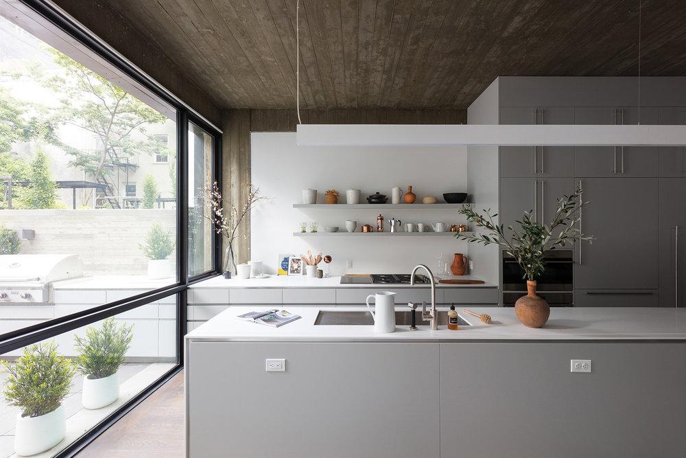WYTHE LANE | WILLIAMSBURG TOWNHOUSES 5 Wythe Lane Hovey Design
