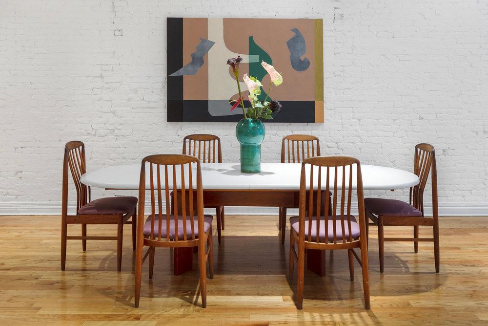 TRIBECA LOFT CONDO 25 Murray Street 2G Hovey Design