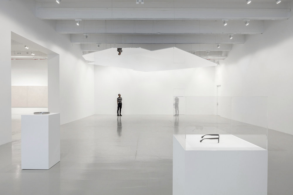 MARK WALLINGER Study for Self Reflection Hauser & Wirth (22nd Street)