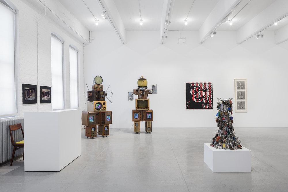 A LUTA CONTINUA Sylvio Perlstein Collection Hauser & Wirth (22nd Street)