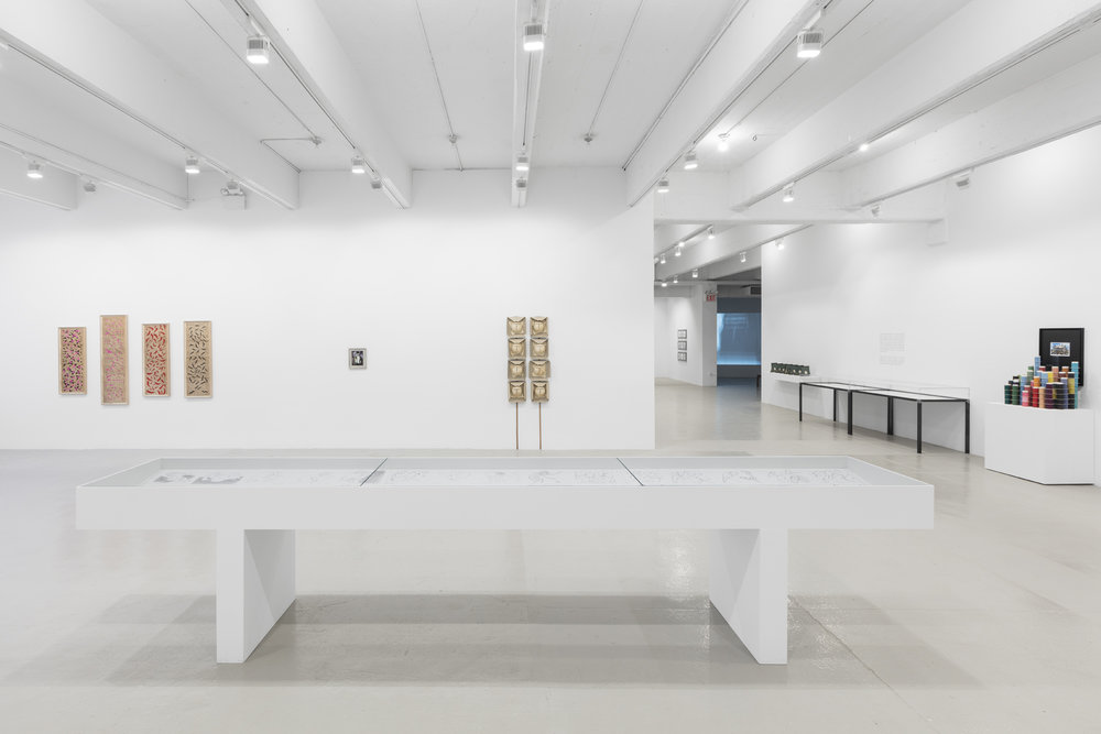 GETA BRATESCU  The Leaps of Aesop  Hauser & Wirth (22nd Street)