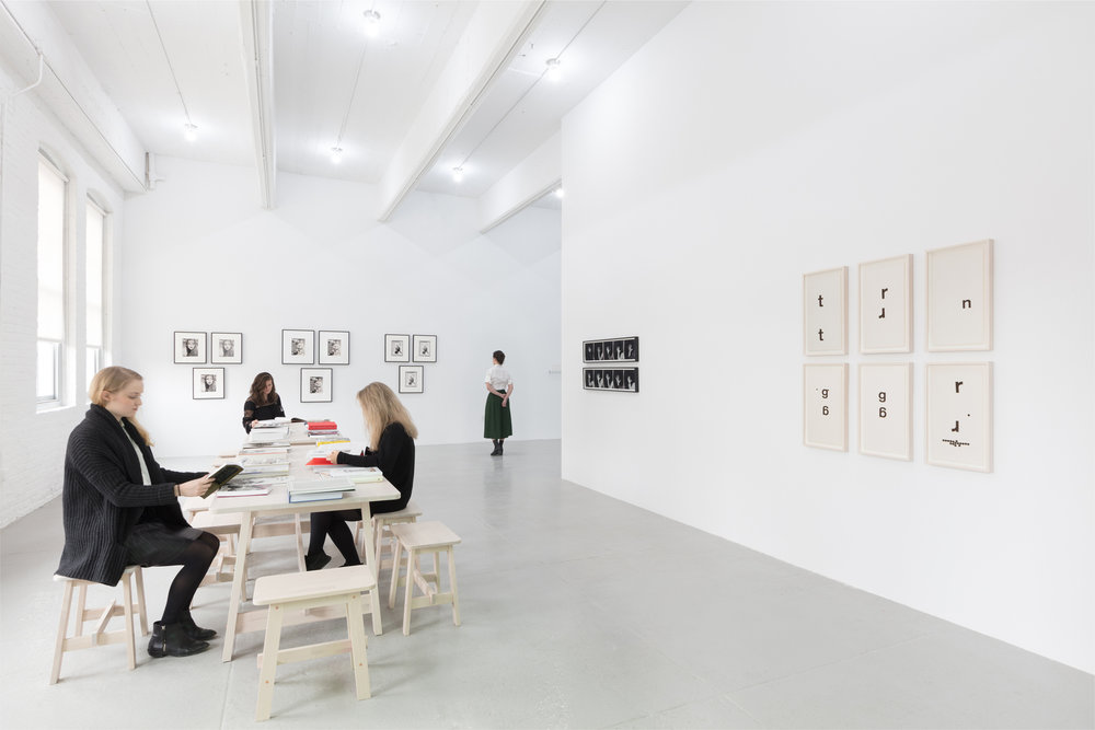 SERIALITIES  Organized with Olivier Renaud-Clément  Hauser & Wirth (22nd Street)