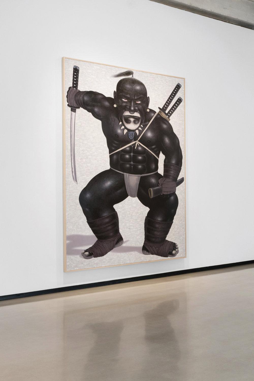 NYOMAN MASRIADI  Paul Kasmin Gallery (293 Tenth Ave)