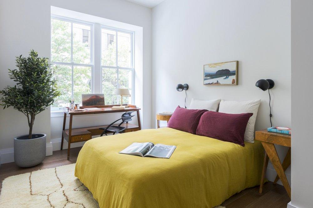 THE BROOKLYN TRUST COMPANY | BROOKLYN HEIGHTS CONDO 138 Pierrepont Street Hovey Design
